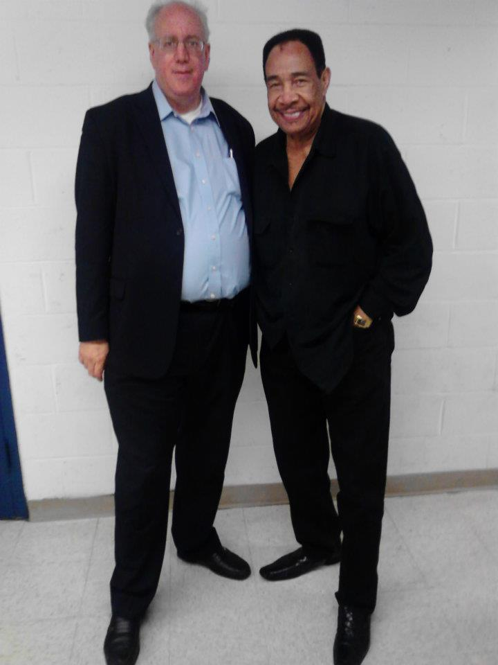 Alan and Gene Chandler