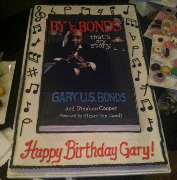 Gary bday cake