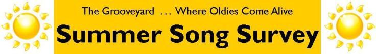 Summer Song Survey