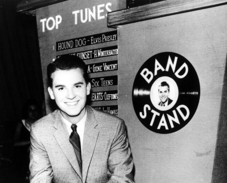 Bandstand Dick Clark