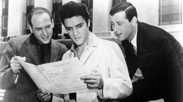 Leiber Stoller Elvis
