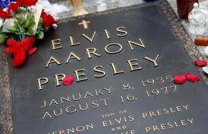 presley grave
