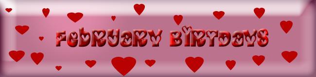 feb-birthdays